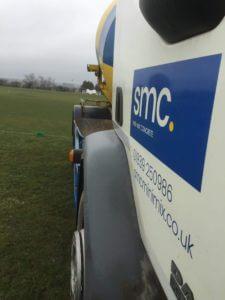 SMC Ready Mix Concrete Truck