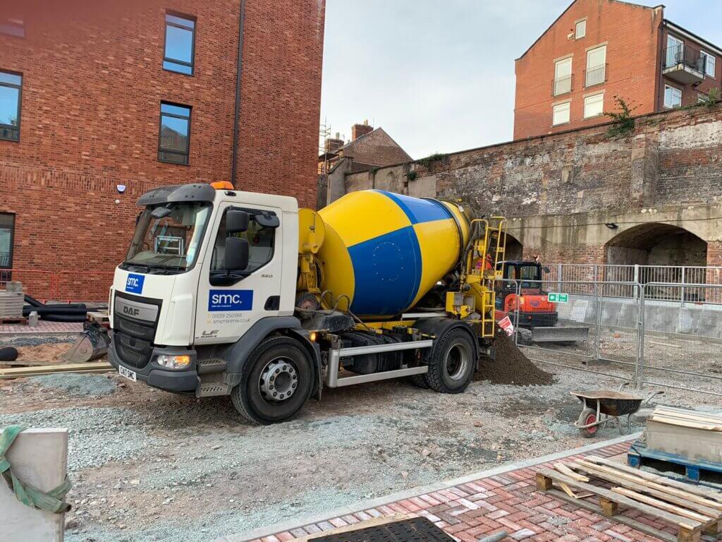 5 Reasons You Should Arrange for a Concrete Delivery